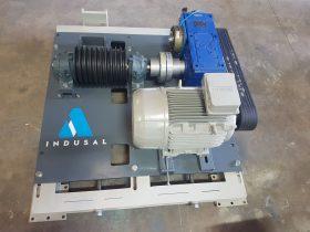Construcción de maquinaria industrial - Transmisiones