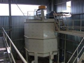 Construcción de maquinaria industrial - Desleidores