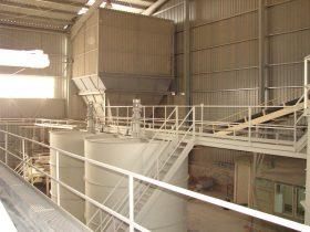 Construcción de maquinaria industrial - Agitadores
