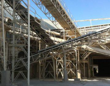 Construcción de maquinaria industrial - Elementos de transporte