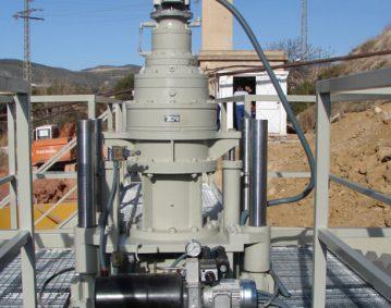 Construcción de maquinaria industrial - Espesadores