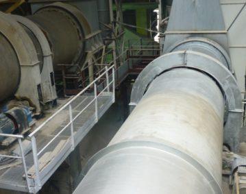 Construcción de maquinaria industrial - Secaderos