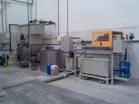 Construcción de maquinaria industrial - Decantadores