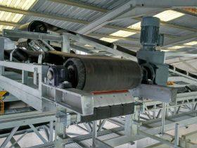 Construcción de maquinaria industrial - Cintas transportadoras