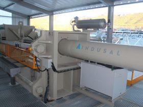 Construcción de maquinaria industrial - Filtros prensa