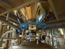 Construcción de maquinaria industrial - Silos