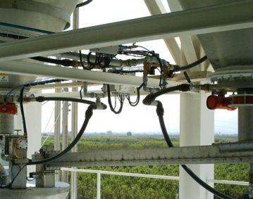 Construcción de maquinaria industrial - Aerodeslizadores