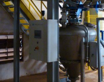 Construcción de maquinaria industrial - Propulsores