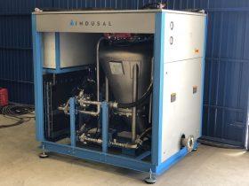 Construcción de maquinaria industrial - Propulsor 250 Litros