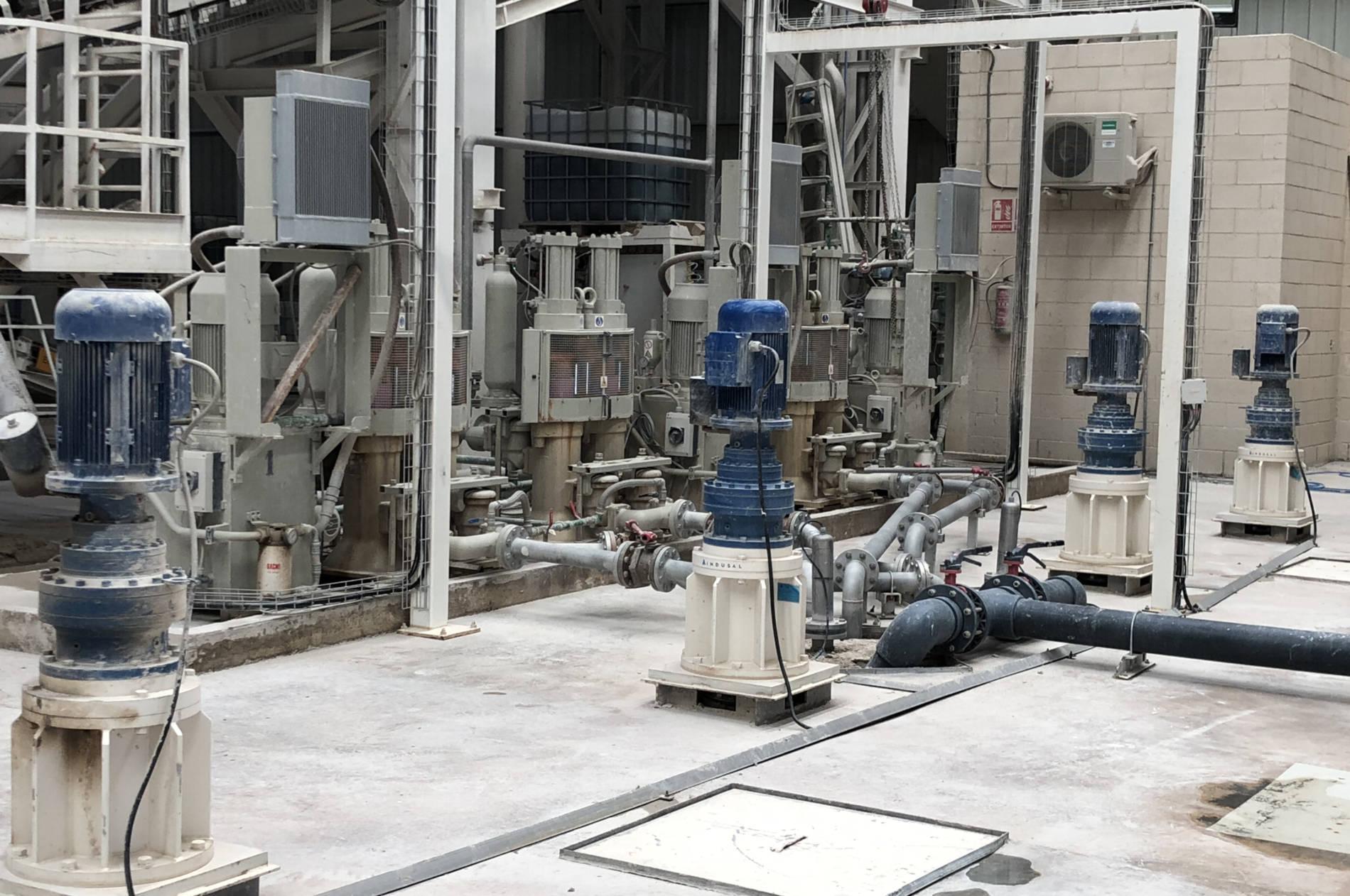Construcción de maquinaria industrial